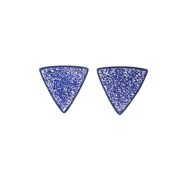 Χειροποίητα σκουλαρίκια Arrow από πολυμερή πηλό | Χειροποίητο κόσμημα limelight by katerina sfinari