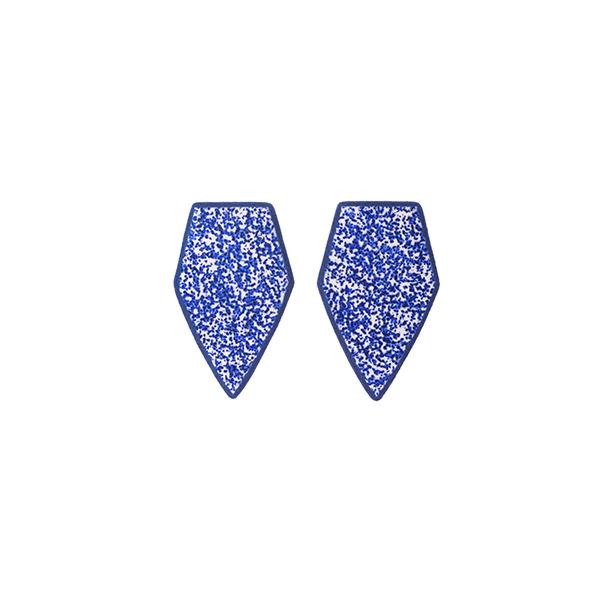 Χειροποίητα σκουλαρίκια Forever από πολυμερή πηλό | Χειροποίητο κόσμημα Limelight by katerina sfinari