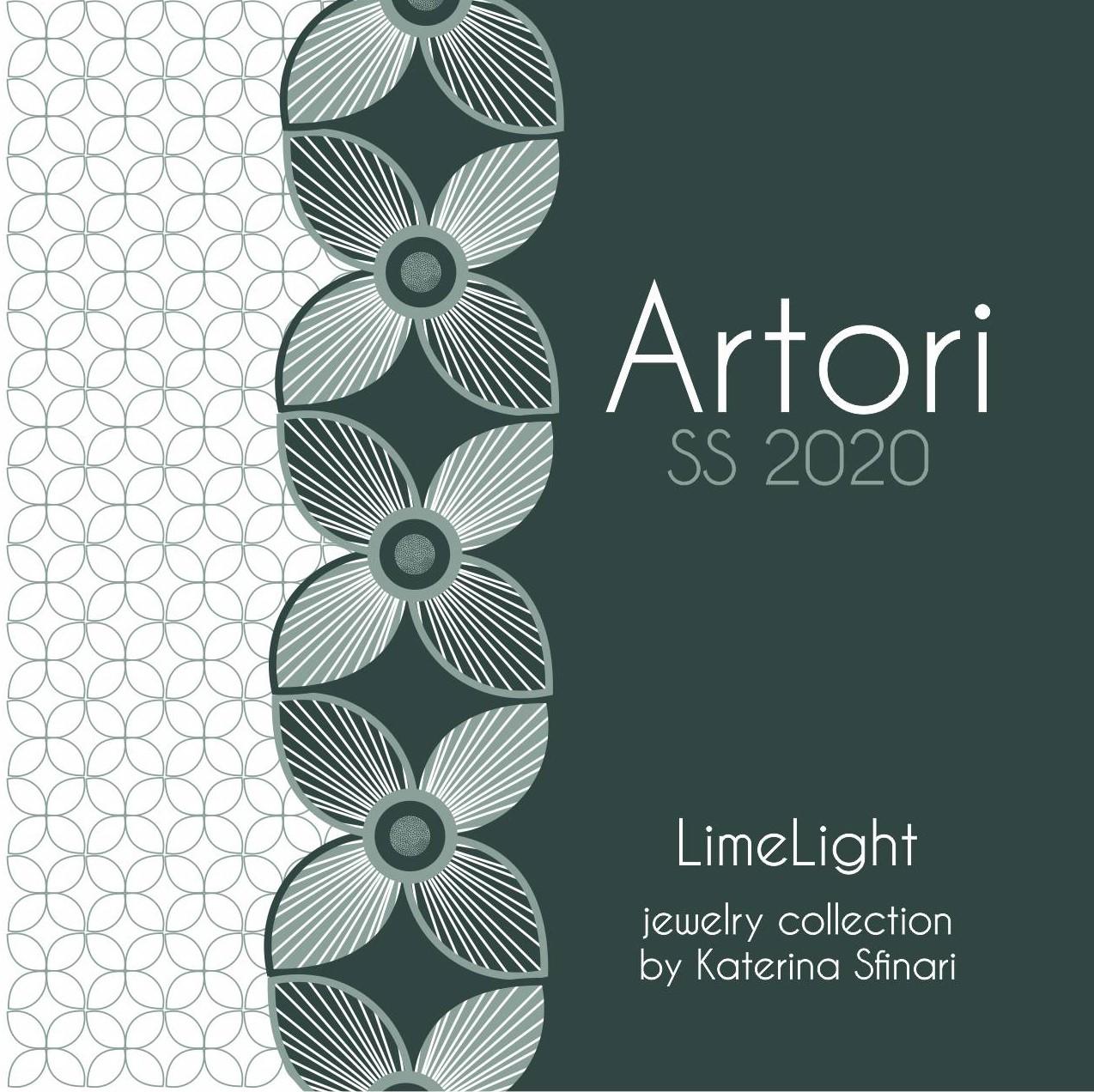 Εκκεντρικά γεωμετρικά χειροποίητα σκουλαρίκια από τη συλλογή Artori | Χειροποίητα κοσμήματα LimeLight By katerina sfinari