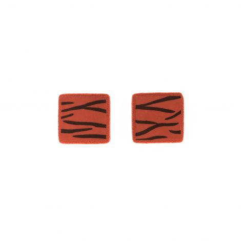 handmade polymer clay mini earrings
