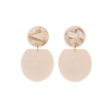 LimeLight by Katerina Sfinari chic fashion stud earrings